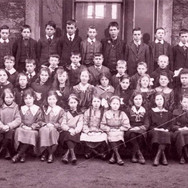 091 - Blackford School c.1915-16