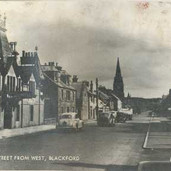 142 - Moray Street from the West