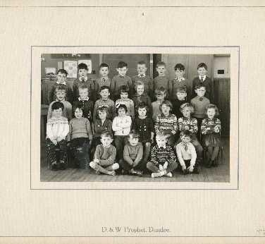 126 - Blackford Primary School 1963