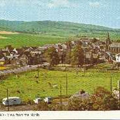 180 - Postcard - Blackford from the North