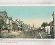 161 - Postcard - Moray Street