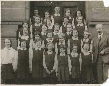 111 - Blackford Primary School 1936-37