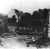 014 - Blackford Moray Street, looking north, New Inn