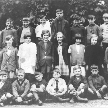 016 - Blackford Primary School c1936