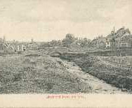156 - Postcard - Blackford from the West