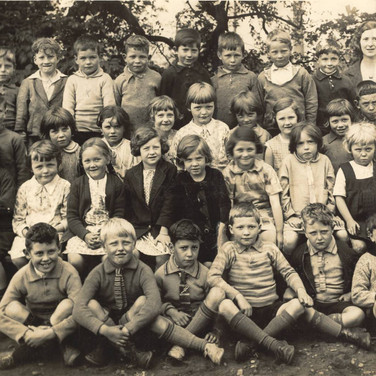 092 - Blackford School 1930