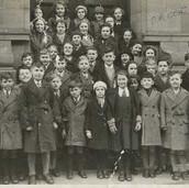112 - Blackford Primary School 1936-37