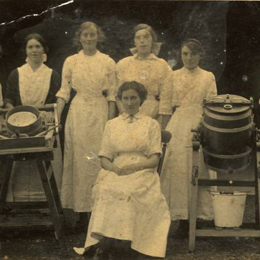 078 - Cheese Making Classes 1917-1918