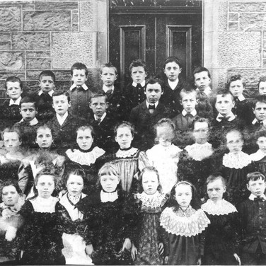 018 - Blackford Primary School early 1900s