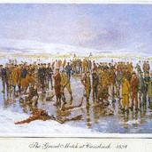 107 - Grand Match at Carsebreck 1898
