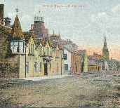 163 - Postcard - Moray Street, Blackford