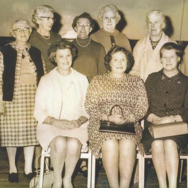 208 - Blackford Women's Guild 1960s