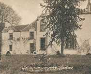 179 - Postcard - Established Church Manse, Blackford