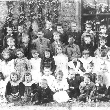 022 - Blackford primary school - early 1900s