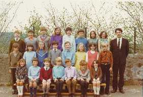 138A - Blackford Primary School, 1971-72