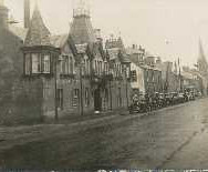 164 - Postcard - Moray Street, Blackford
