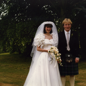 216 - Karen McCallum and Willier Robertson