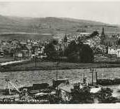 172 - Postcard - Blackford from the Churchyard Brae