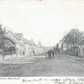 181 - Postcard - Moray Street (West), Blackford