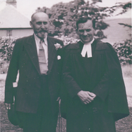 200 - Donald McKinlay and Rev George Bel