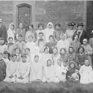 038 - Church of Scotland Indian Dress c1910