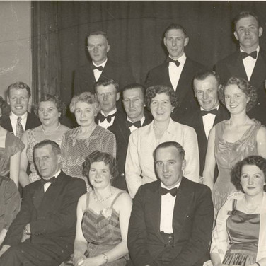 081 - Blackford Farmers Dance Committee 1956