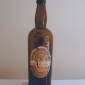 213 - R&D Sharp Beer Bottle