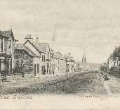 160 - Postcard - Moray Street