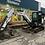 Thumbnail: Bobcat E42 (4.2 tonnes) avec Pouce