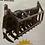 """Thumbnail: Grappin hydraulique 62"""" Heavy Duty"""