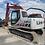 Thumbnail: Link-Belt 130LX (13 tonnes)