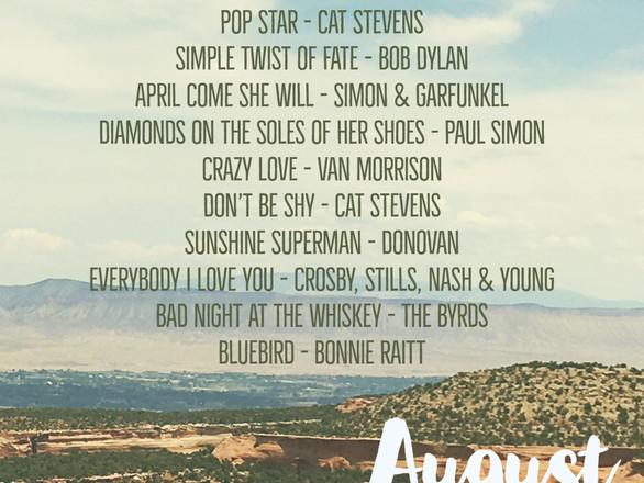 Playlist August '18
