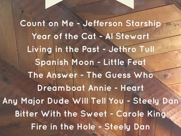 Playlist March '18
