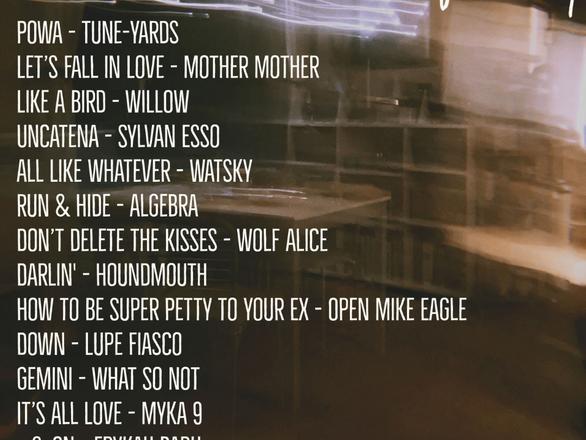 Playlist February '21