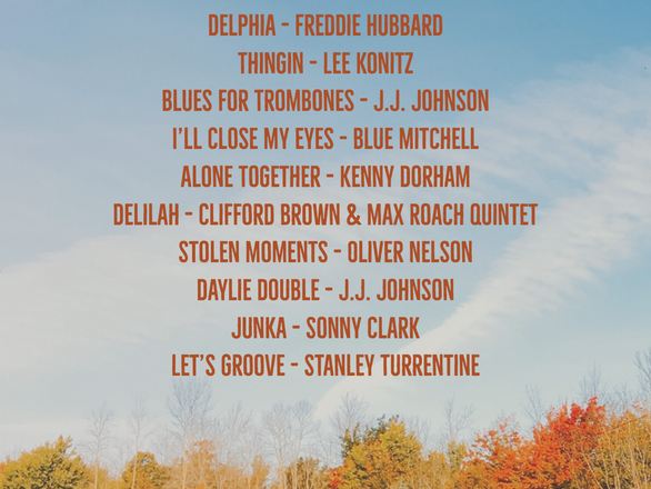 Playlist October '19