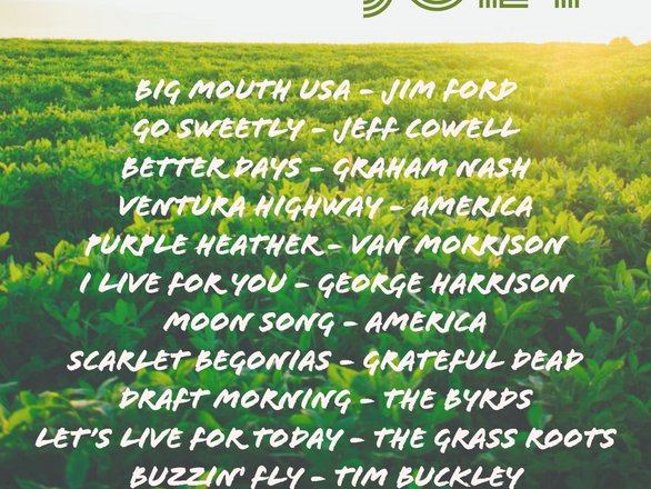 Playlist July '19
