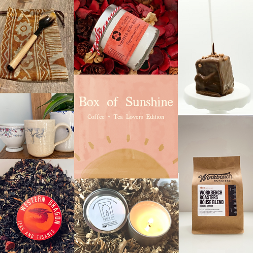 Box of Sunshine—Coffee + Tea Lovers Edition