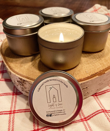 Father's Day Candle Gift Set