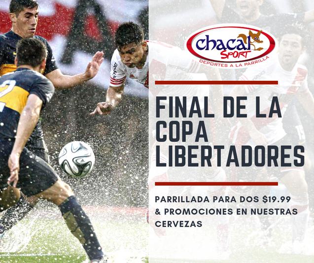 Copa Libertadores Promocion