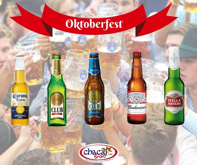 Chacal Sport Oktoberfest