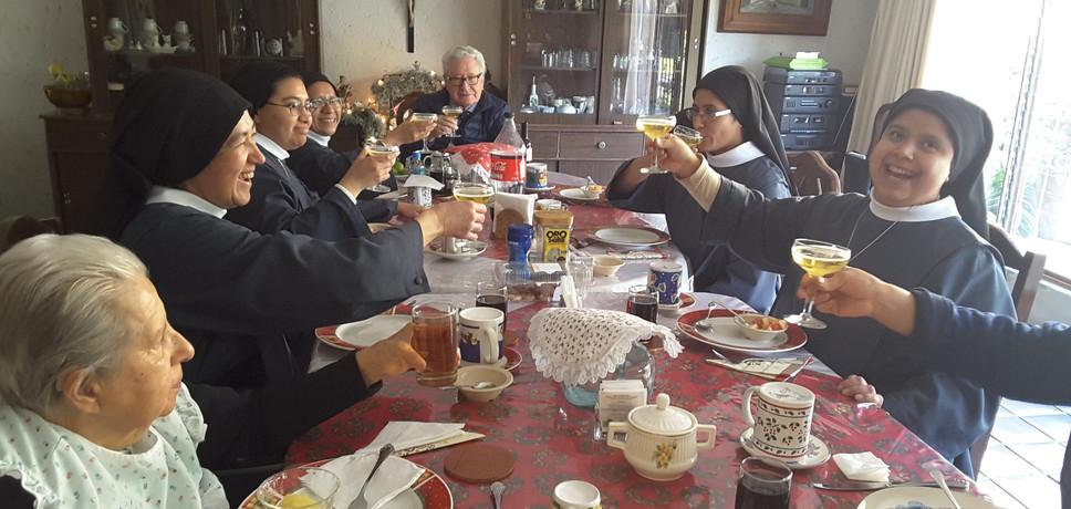 Navidad con Padre José Santos Miguelez