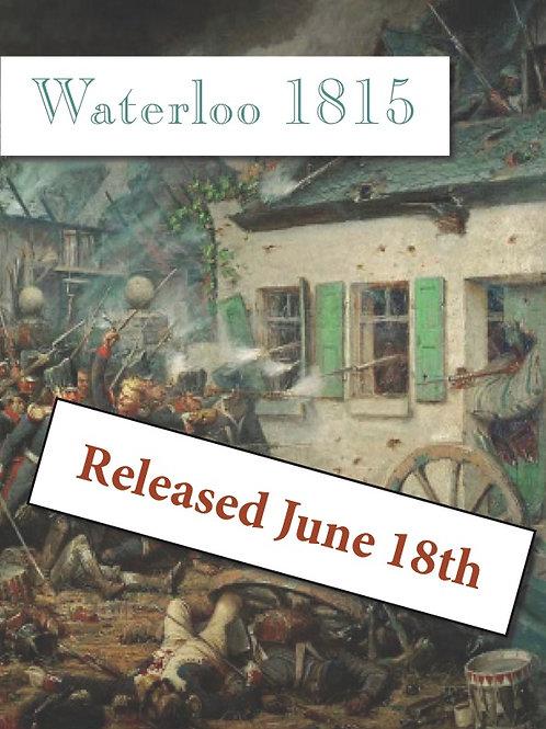 Waterloo - Battlefield Guide