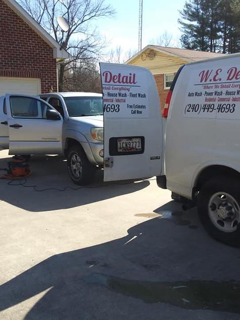 Mobile Detail Service