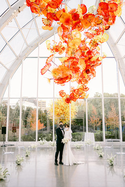 Ceremony at Chihuly