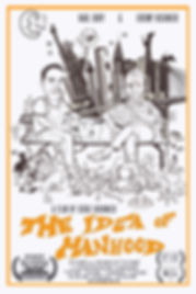 Film Poster The Idea Of Manhood