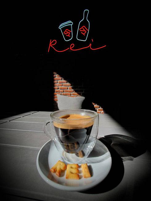Espresso at Rei Loft Cafe & Bar