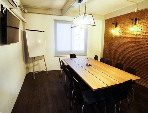 Meeting room M501 at The Work Loft | Coworking space - Meeting room - Private office
