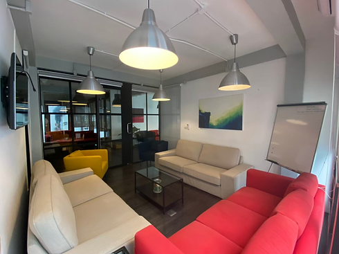 Meeting room M406 at The Work Loft | Coworking space - Meeting room - Private office