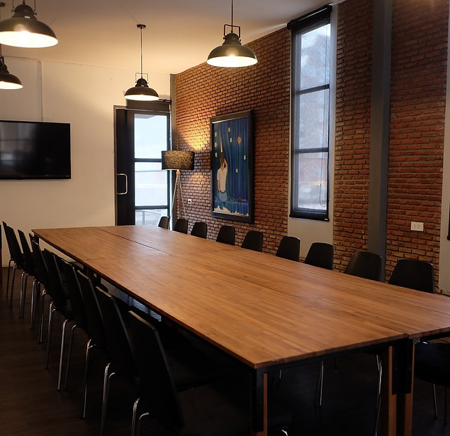 Large meeting room at The Work Loft | Coworking space - Meeting room - Private office