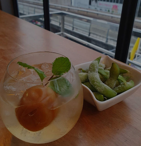 Drink & Snack at Rei Loft Cafe & Bar